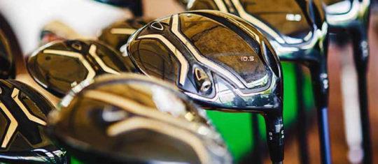 Acheter son équipement golf