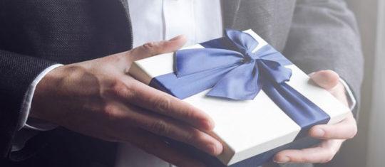 cadeaux de fin d'année